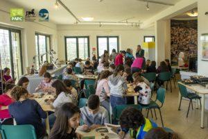 Gita scolastica al museo PARC