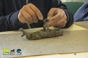 Laboratorio didattico del Piccolo archeologo