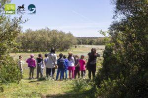 Gita scolastica al Parco della Giara