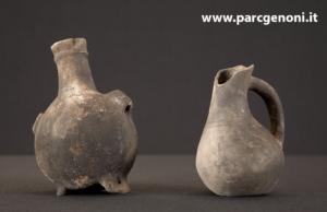 Reperti archeologici trovati a Genoni